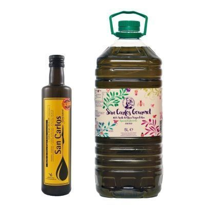 shop san carlos gourmet 500ml and 5l