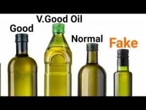 what is the difference between olive oil and extra virgin