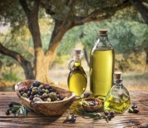 the benefits of drinking olive oil
